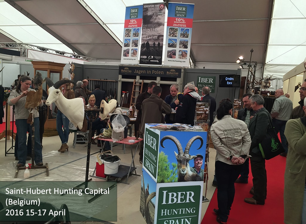 2016 Belgium Hunting Fair