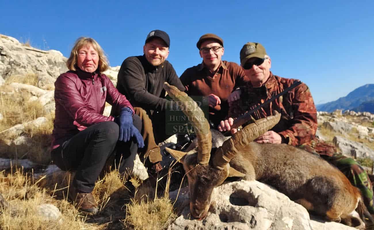 Cazorla Hunting Program for Groups