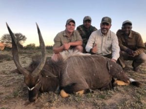 Hunting in South Africa Iberhunting