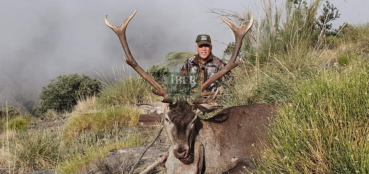 Hunting Red Stag with Iberhunting