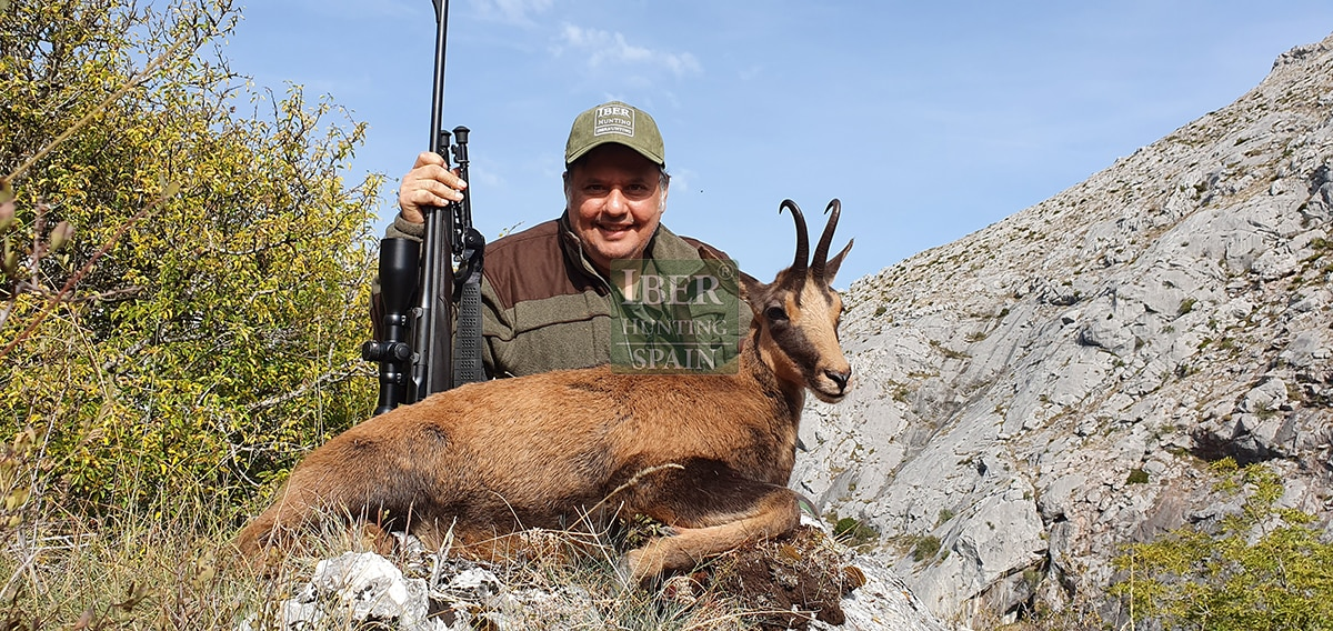 hunting cantabrian chamois with Iberhunting 8
