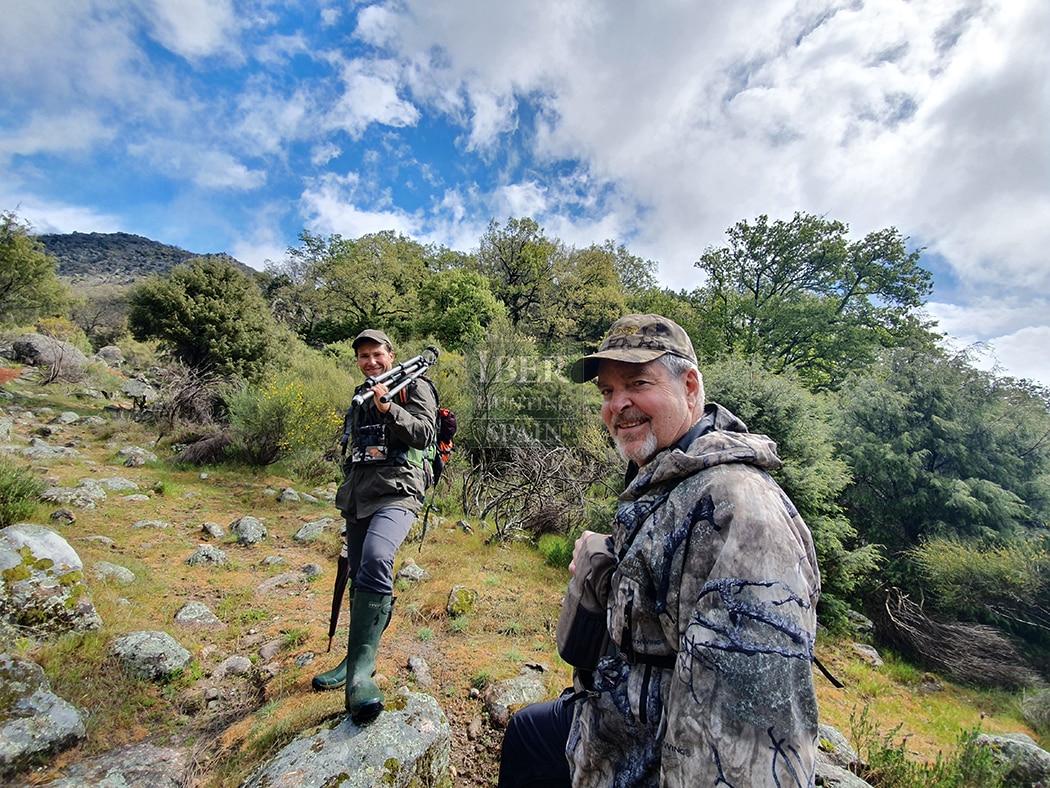 Hunting Gredos Ibex Iberhunting (13)
