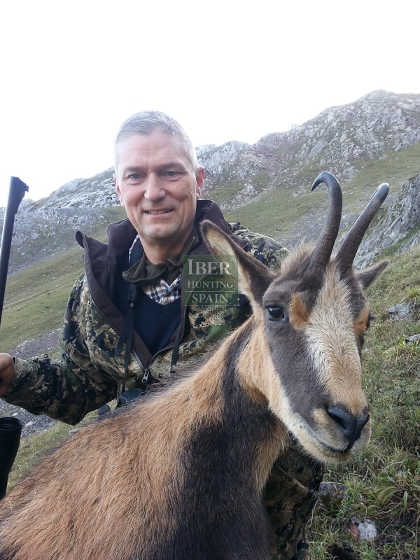 hunting cantabrian chamois iberhunting (3)