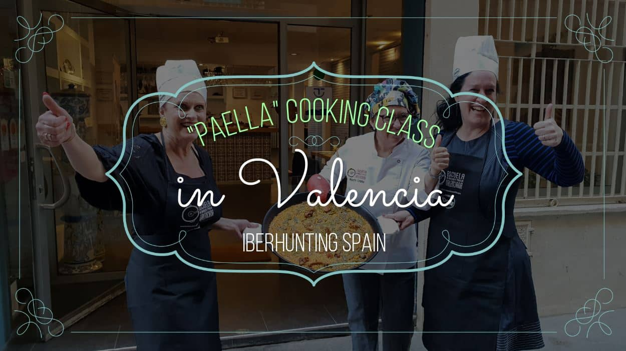 Tourism in Beceite Ibex with a paella cooking class