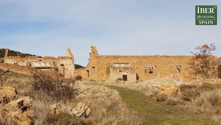 Hiking in Las Menas-Iberhunting Spain (2)