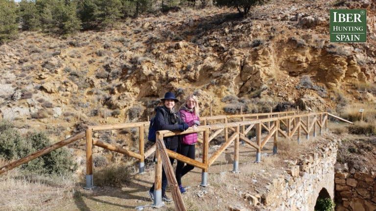 Hiking in Las Menas-Iberhunting Spain (3)