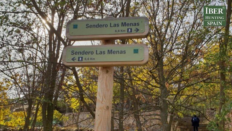 Hiking in Las Menas-Iberhunting Spain (7)