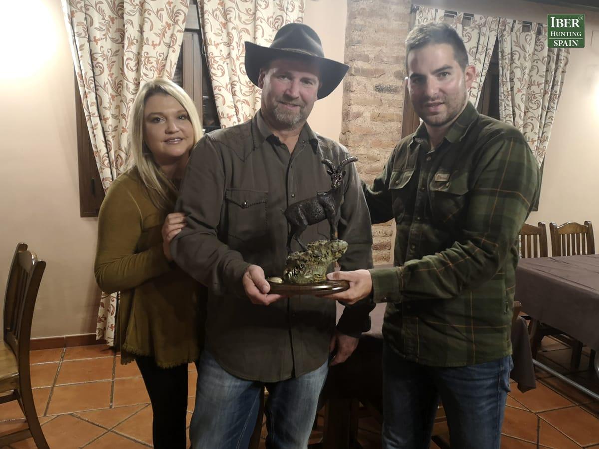 trophy spanish ibex grand slam