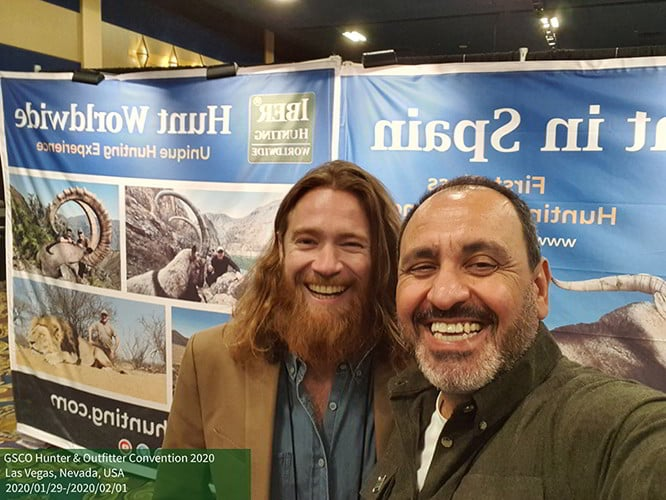 GSCO Convention 2020 - Hunting fairs and conventions