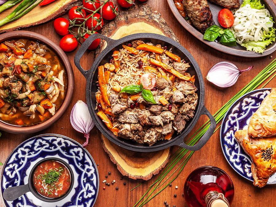 Gastronomy of Azerbaijan