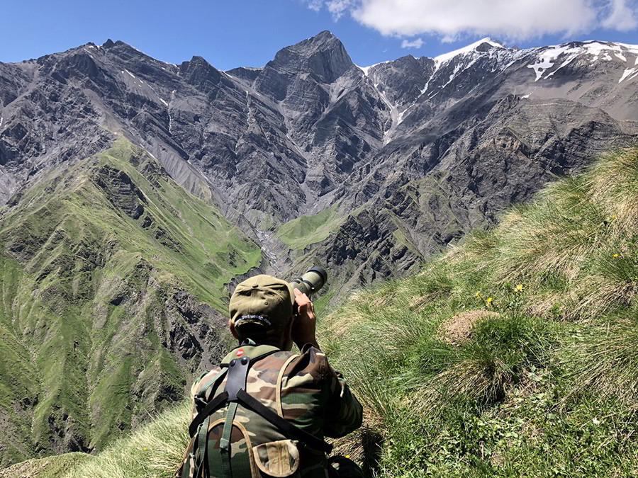 Hunt in Azerbaijan