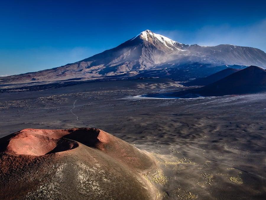 Hunt in Kamchatka - Volcano