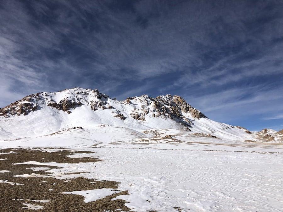 Hunt in Tajikistan - Hunt Marco Polo in Tajikistan