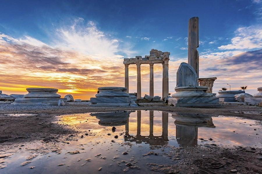 Hunt in Turkey - Landscape of Turkey