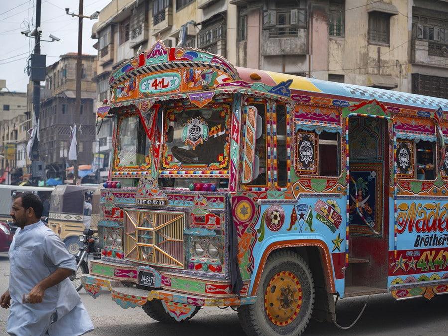 Hunt in Pakistan - Landscape of Pakistan