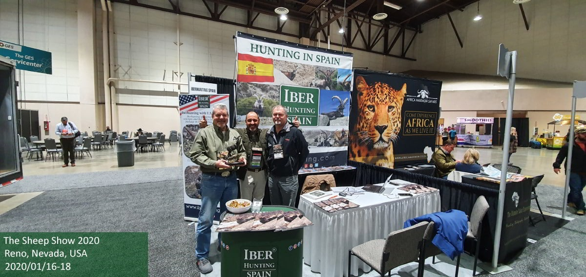 The Sheep Show 2020 - Hunting fairs and conventions
