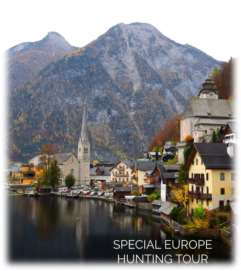 Special Europe Hunting Tour