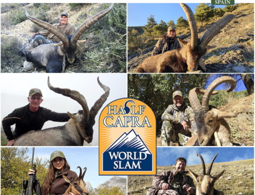 Achieve your Half Capra World Slam in Spain with Iberhunting