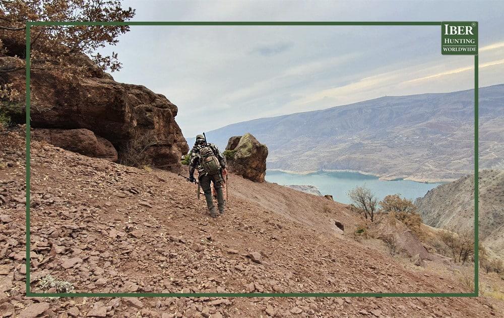 International hunting trip in Turkey