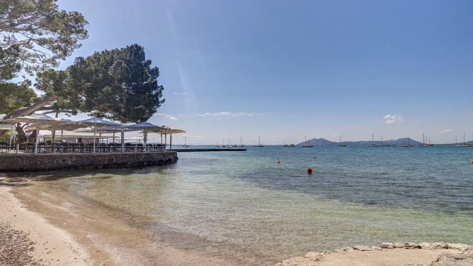 Beach near your accommodation in Mallorca
