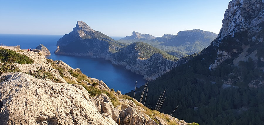 Coast of the Balearic Island Mallorca in Spain to discover during your summer hunting