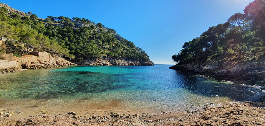 Crystalline beaches in Mallorca to enjoy on your summer hunting
